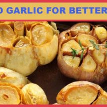 Eat 6 Roasted Garlic Cloves to Heal Your Body in 1 Day