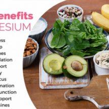 Proper Magnesium Intake Prevents Heart Diseases, Diabetes and Stroke