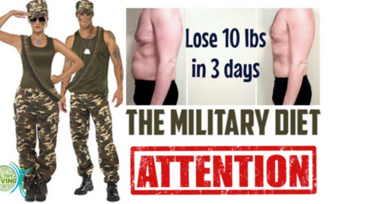 The Military Diet Plan That Will Help You Lose Weight in a Week