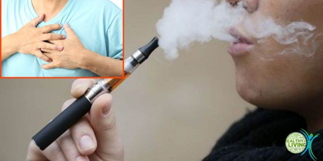 E-Cigarettes Can Increase the Chance of Stroke and High Blood Pressure