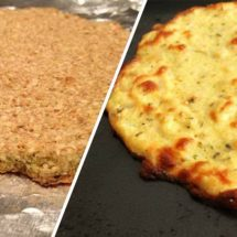How to Make Cauliflower Pica Crust to Boost Heart and Brain Health