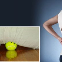 Relieve Back and Sciatic Nerve Pain Using Only a Tennis Ball