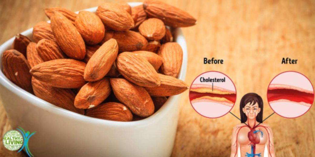 This Is Why You Need to Eat Almonds to Balance Your Cholesterol