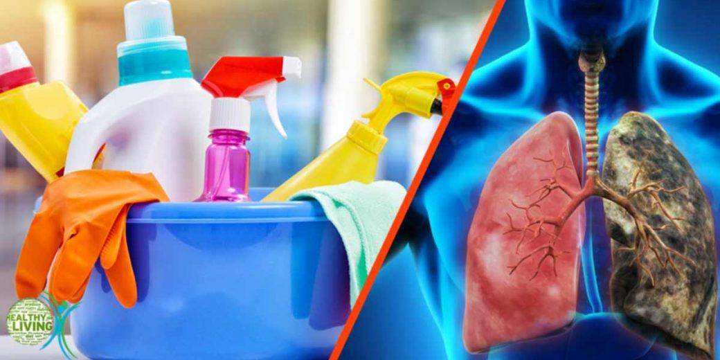 Using Bleach Everyday Could Increase the Risk of Fatal Lung Disease