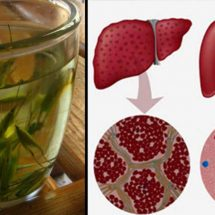 8 Bedtime Drinks for Losing Weight and Detoxifying the Liver