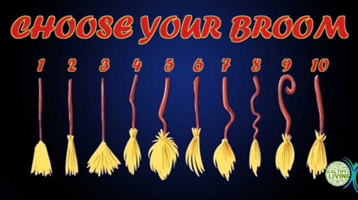 Choosing Your Broom Will Determine the Type of Which You Are