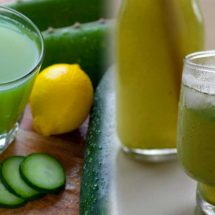 Make Your Own Cucumber Lemon Juice for a Fresh and Minty Morning