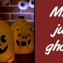 Milk Jug Ghost