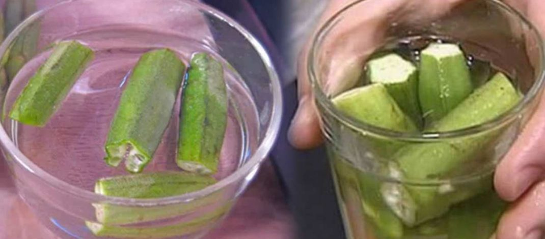 Soak Okra to Get These Unbelievable Results