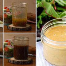 Healthy Salad Dressings You Can Make at Home