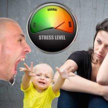 Husbands Stress Women More Than Children