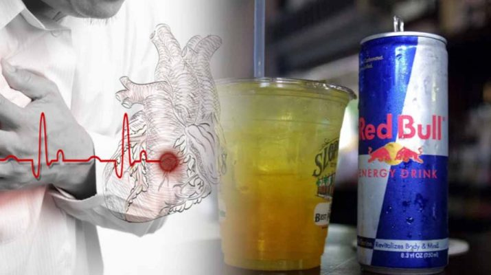 This Is What Energy Drinks Do to Your Heart