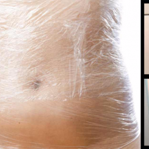 Ginger Wraps for Losing Belly Fat