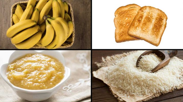 Treat Diarrhea and an Upset Stomach with the BRAT Diet