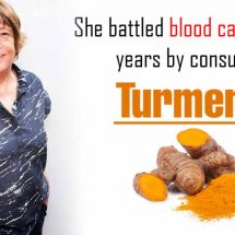 Woman, 67, Who Battled Blood Cancer for Five Years 'Recovers After Treating It with Turmeric' in the First Recorded Case of Its Kind