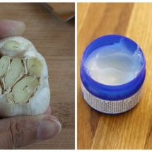 Apply Some Vapo Rub on a Garlic Knob and Unlock Dozens of Health Related Secrets