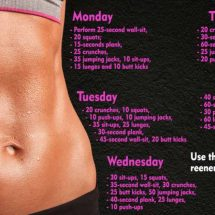 10-Week Workout Plan to Do in the Comforts of Your Home