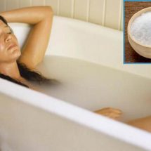 How to Prepare a Bath that Will Pull All Toxins Out of Your Body