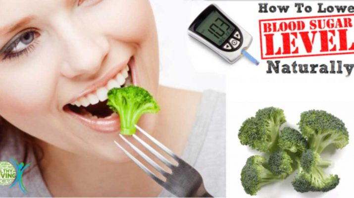 Broccoli Helps Lower the Blood Sugar Levels in Diabetes Type 2