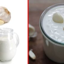 Garlic Milk Helps You Treat Many Diseases