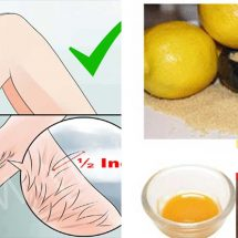 Remedies for Natural Body Hair Removal