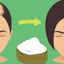 Use Baking Soda Instead of Shampoo and Get Incredible Results!