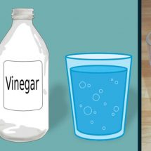 Leave a Glass of Water, Salt and Vinegar in Your House to See Some Amazing Results
