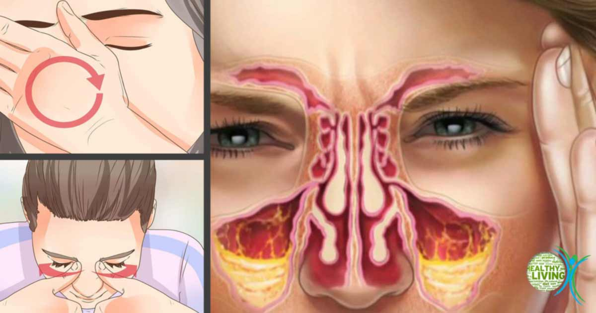 3 Simple Tricks to Unclog Your Sinuses at Home