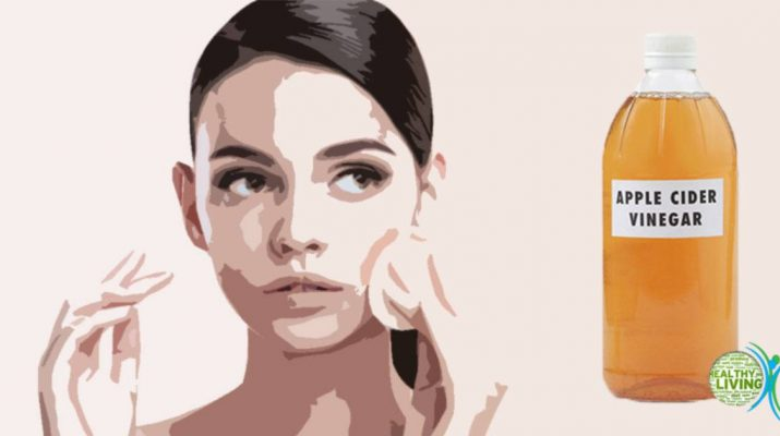 How to Make Apple Cider Vinegar Tonic for Washing Your Face