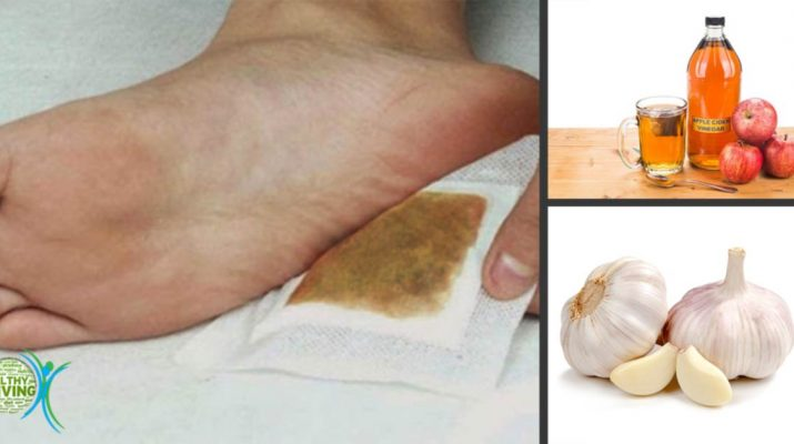 Make Your Own Foot Pads to Release Toxins from Your Body