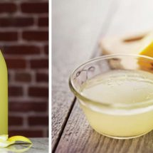 Recipe for a Delicious Homemade Italian Limoncello