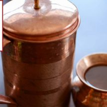 10 Reasons to Start Drinking Water from a Copper Vessel Today