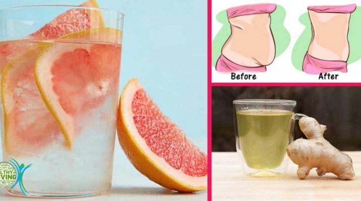 Metabolism-Boosting Drinks That Help Burn Excess Fat