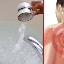 Detox Bath to Eliminate Pains, Toxins, Pesticides, and Heavy Metals from the Body