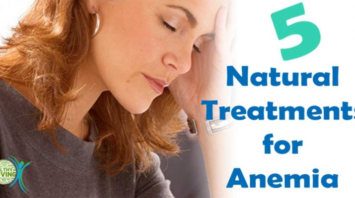 5 Effective Ways to Treat Anemia Naturally