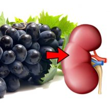 Eat Grapes and Prevent Cancer, Kidney Disease, and Other Health Issues
