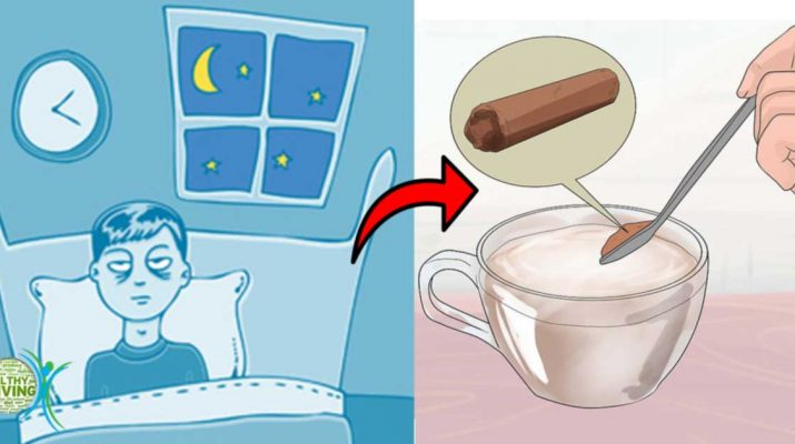 Drink Cinnamon Milk to Fight Insomnia