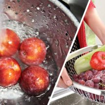 Remove Pesticides from Non-Organic Produce with This 2-Ingredient Wash