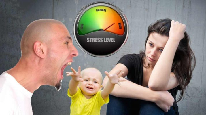 Husbands Stress Women More Than Children
