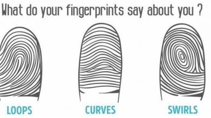 Here's How Your Fingerprints Can Tell You a Lot About Your Personality