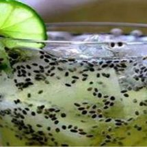 Chia Water With Lemon To Eliminate Accumulated Fat And Cleanse The Body In Just 3 Days