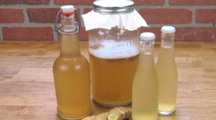Ginger-Water-The-Healthiest-Drink-That-Helps-Burn-Fat-From-The-Waist,-Back,-And-Thighs