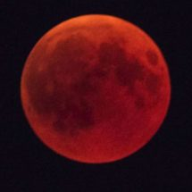 January 21st 'Super Moon – Blood Moon' Is A Warning That 'The End Of The World Is Near'