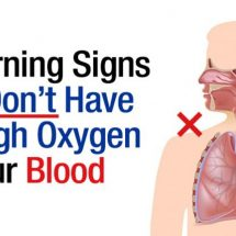 6 Warning Signs You Don't Have Enough Oxygen in Your Blood
