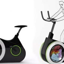 Exercise And Wash Your Clothes With This Amazing Eco-Friendly Bicycle