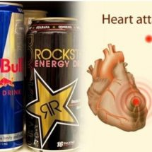 These Are The Horrific Effects of Energy Drinks On Your Body