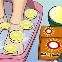 This Lemon Foot Soak Can Help Detoxify Your Whole Body