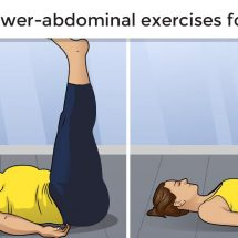 6 Easy Lower-Abdominal Exercises for Women to DO at Home