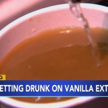 Kids are Now Getting Drunk by Adding Vanilla Extract to their Coffee