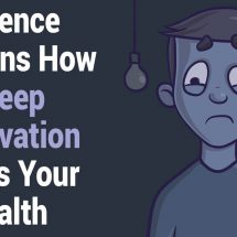 Science Explains How Sleep Deprivation Hurts Your Health